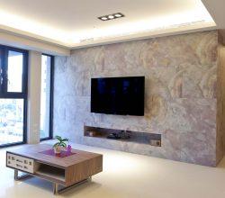 VlexStone Echtsteinfurnier für den Innenbereich als Wanddekoration, Möbeldekor und Deckenverkleidung im Trockenbereich bei MWM Design unter http://design-mwm.de/echtstein-duennschiefer/vlexstone/